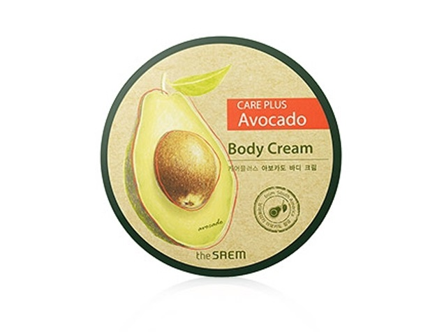 Care Plus Avocado Body Cream