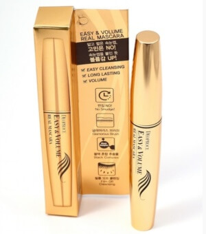 DEOPROCE EASY & VOLUME REAL MASCARA-