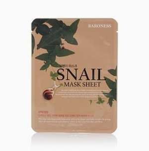 Airlaid Face Mask SNAIL