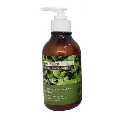 Fresh herb Shampoo
